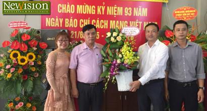 Luật Newvision chúc mừng Thời báo Làng Nghề Việt