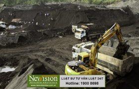 Thủ tục xin cấp giấy phép khai thác khoáng sản – Newvision LawFirm