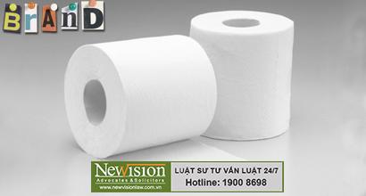 đăng ký nhãn hiệu cho giấy vệ sinh