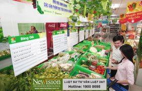 Quy trình thực hiện đăng ký nhãn hiệu thực phẩm sạch