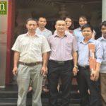 Luật sư NewVision Law gặp gỡ, làm việc với đại diện các HTX ở Làng nghề huyện Lạng Giang, Bắc Giang