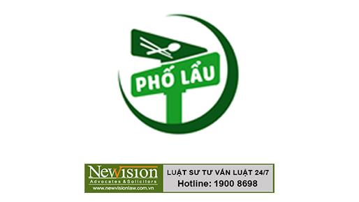 Đại diện đăng ký bảo hộ thành công nhãn hiệu nhà hàng Phố Lẩu