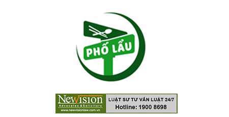đăng ký bảo hộ nhãn hiệu nhà hàng Phố Lẩu