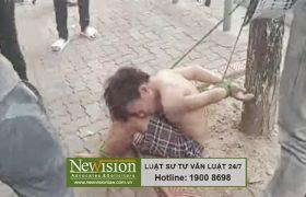 Ý kiến của Luật sư v/v: Thiếu niên 16 tuổi bị trói vào gốc cây do nghi trộm tiền