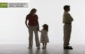 Không đăng ký kết hôn có thể yêu cầu trợ cấp nuôi con không
