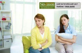Bị mẹ chồng yêu cầu trả nợ khi ly hôn tôi phải làm sao
