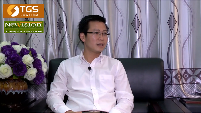 Luật sư Nguyễn Văn Tuấn Giám Đốc Hãng Luật TGS Trả lời câu hỏi Tạp chí Môi trường và Đô thị Việt Nam