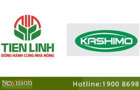 Đăng ký thành công nhãn hiệu KASHIMO và TIEN LINH – ĐỒNG HÀNH CÙNG NHÀ NÔNG
