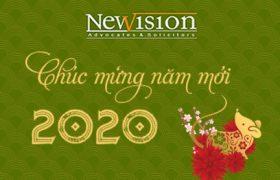 Thư Chúc Tết Canh Tý 2020 – Hãng Luật NewvisionLaw